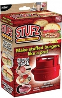 ПРЕСС ДЛЯ БУРГЕРОВ STUFZ STUFFED BURGER PRESS